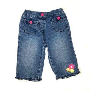"""Crazy 8"" Capri Jeans"
